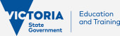 VICGOV_EDUCATION_LOGO_GOV_BLUE_PMS_F3F3F3