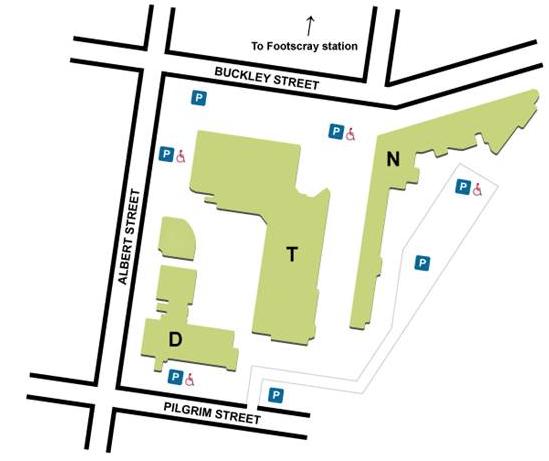 Map VU